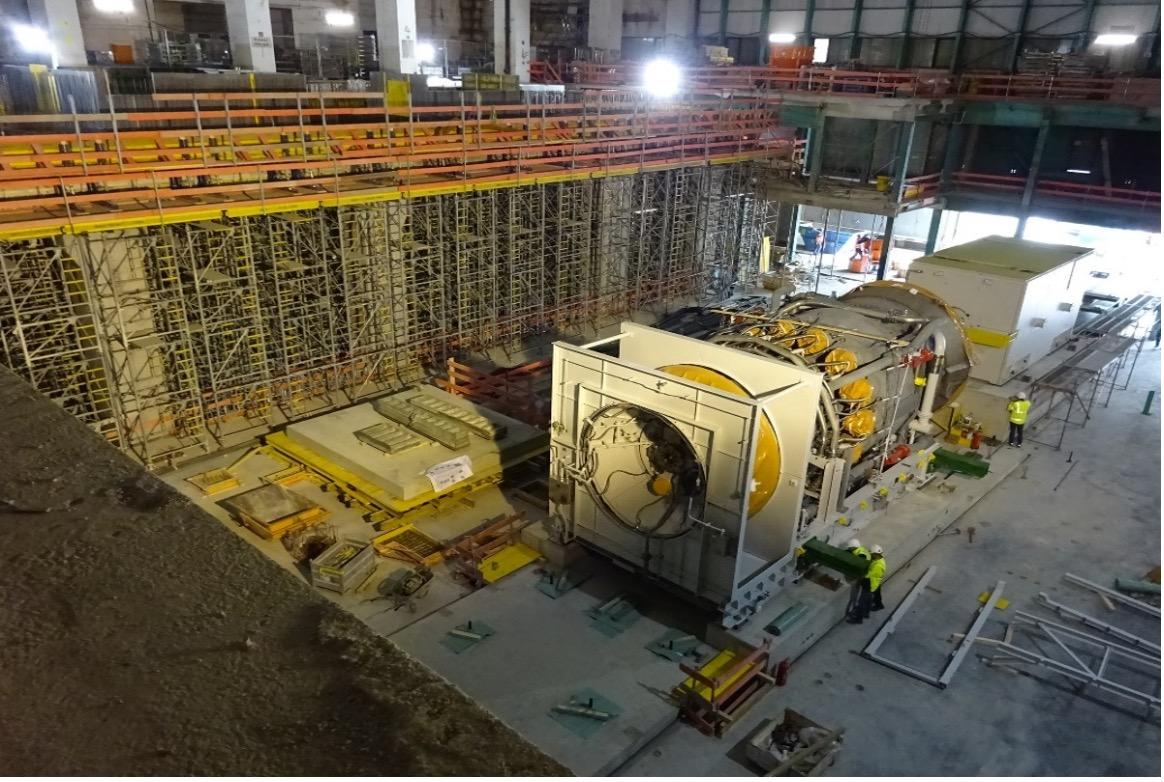 BDK-Baustellenführung im Heizkraftwerk München